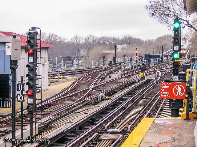 7 Train | Shea Stadium | Flushing, Queens, New York
