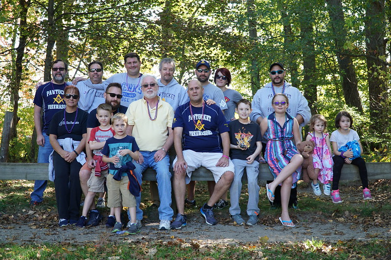 Suicide Prevention walk and Masonic Symposium