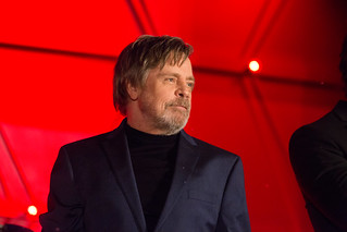 Star Wars: The Last Jedi Japan Premiere Red Carpet: Mark Hamill | by Dick Thomas Johnson