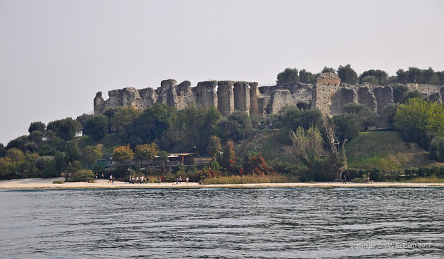 Roman Ruins at Sirmione