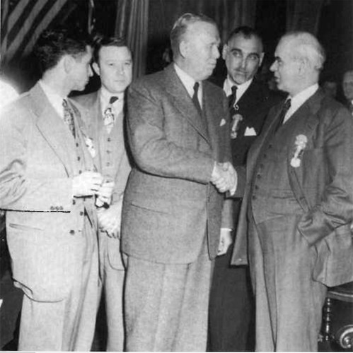 George Marshall at the 1947 CIO Convention: 1947 | by Washington Area Spark