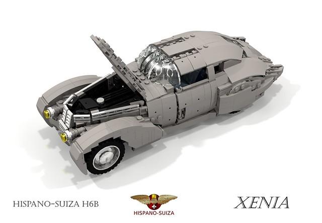 Hispano-Suiza H6C Dubonnet Xenia