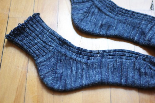 First Man Socks | by athena.