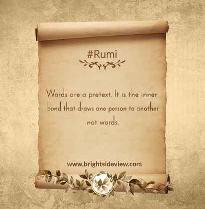 Rumi short quotes about happiness 2 | Here you will see almo ...