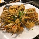 金沙螃蟹 Crab with golden salty egg