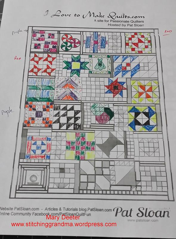 Making sense of the layout