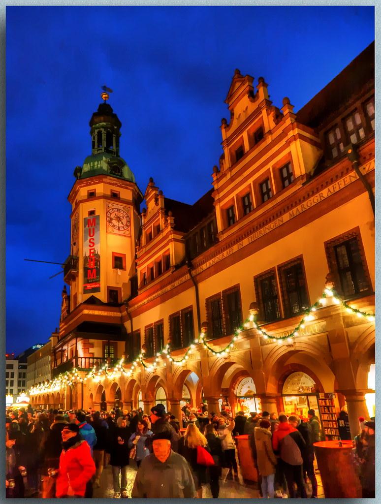 Leipziger Weihnachtsmarkt.Leipziger Weihnachtsmarkt 2017 Seine Geschichte Reicht Bis
