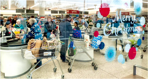 A Christmas Nightmare: Shopping on the 24th!!