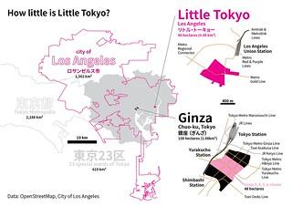 How little is Little Tokyo? | by Oran Viriyincy