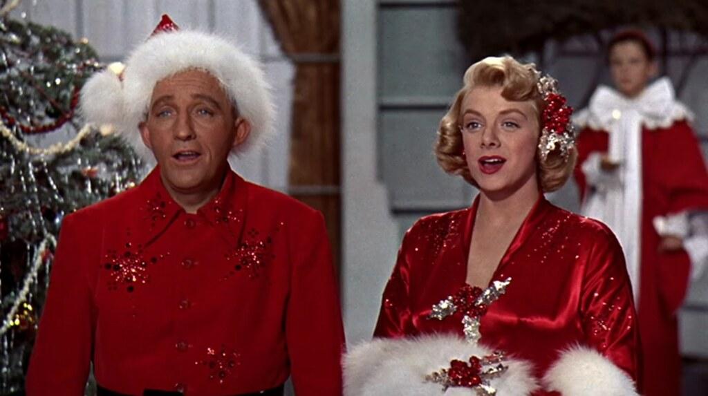 White Christmas 1954.Bing Crosby Rosemary Clooney White Christmas 1954 Flickr