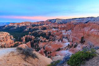 Sunset in Bryce Canyon | by LarsGerritS