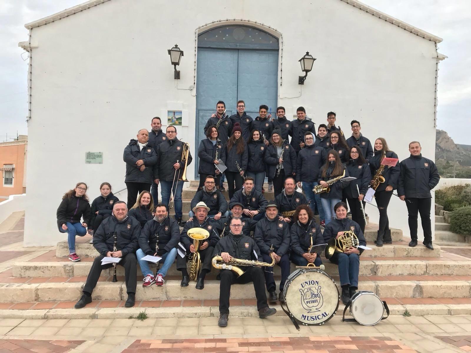 (2017-11-26) Concierto Homenaje - Despertà Unión Musical - Actos Santa Cecilia