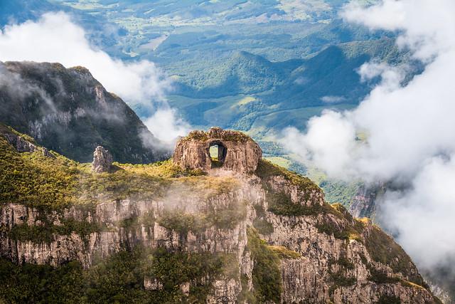 Pedra Furada - Urubici (Brazil)