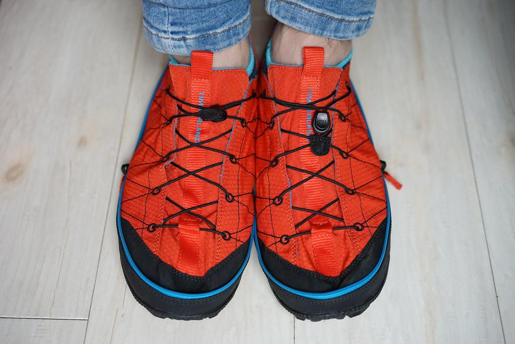ティンバーランド_折りたためる靴8