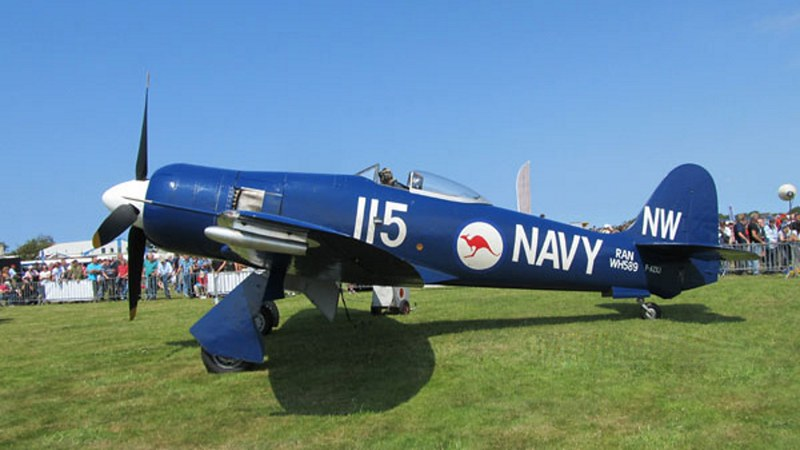 Hawker Sea Fury FB 11 2