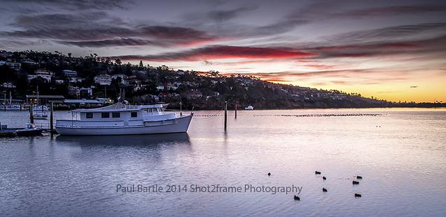 Tamar River Boat - Launceston - Tasmania