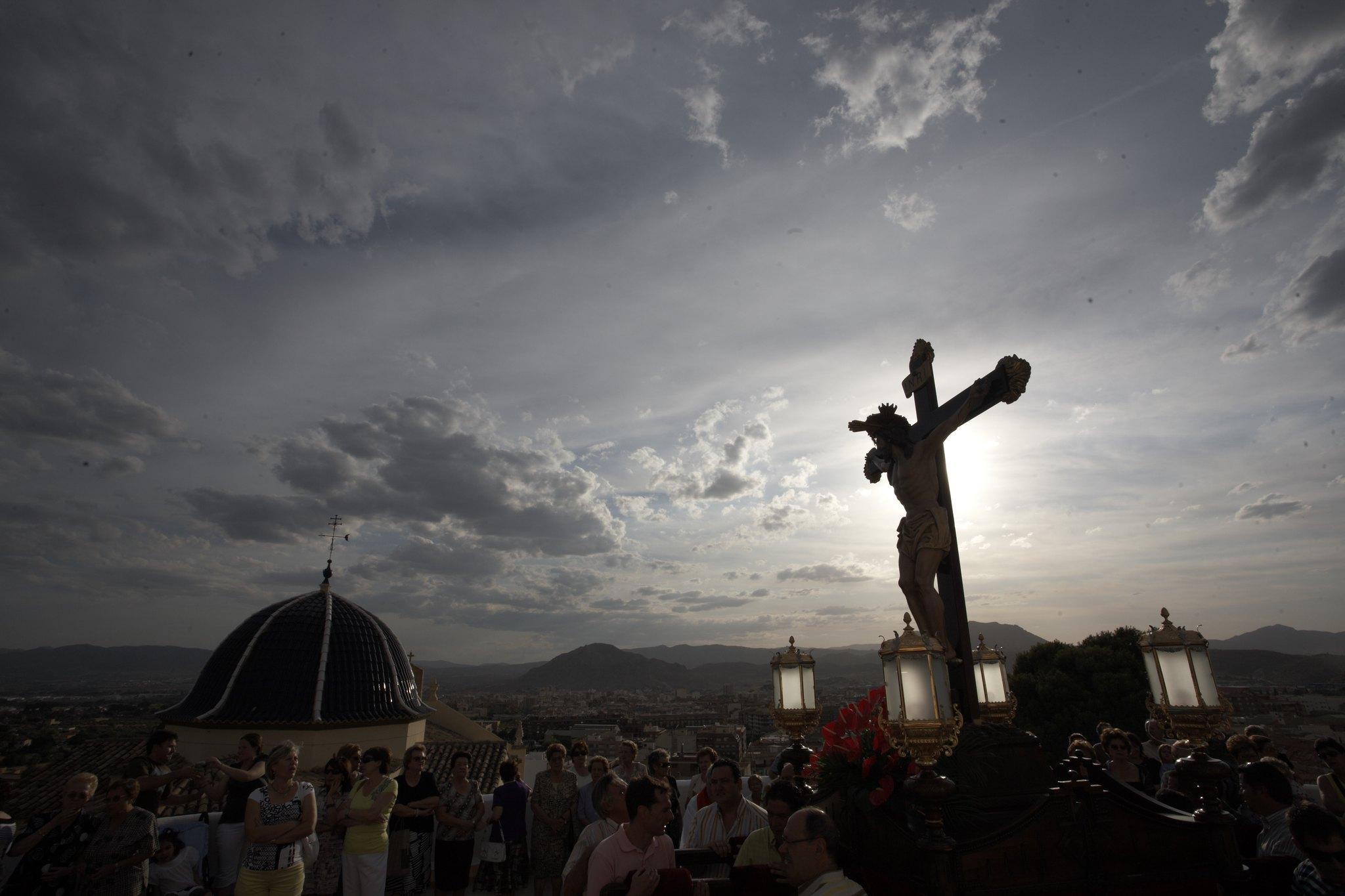 (2009-06-26) Vía Crucis de bajada - Heliodoro Corbí Sirvent (49)