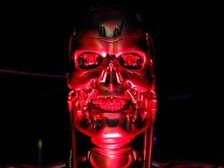 Terminator | by failing_angel
