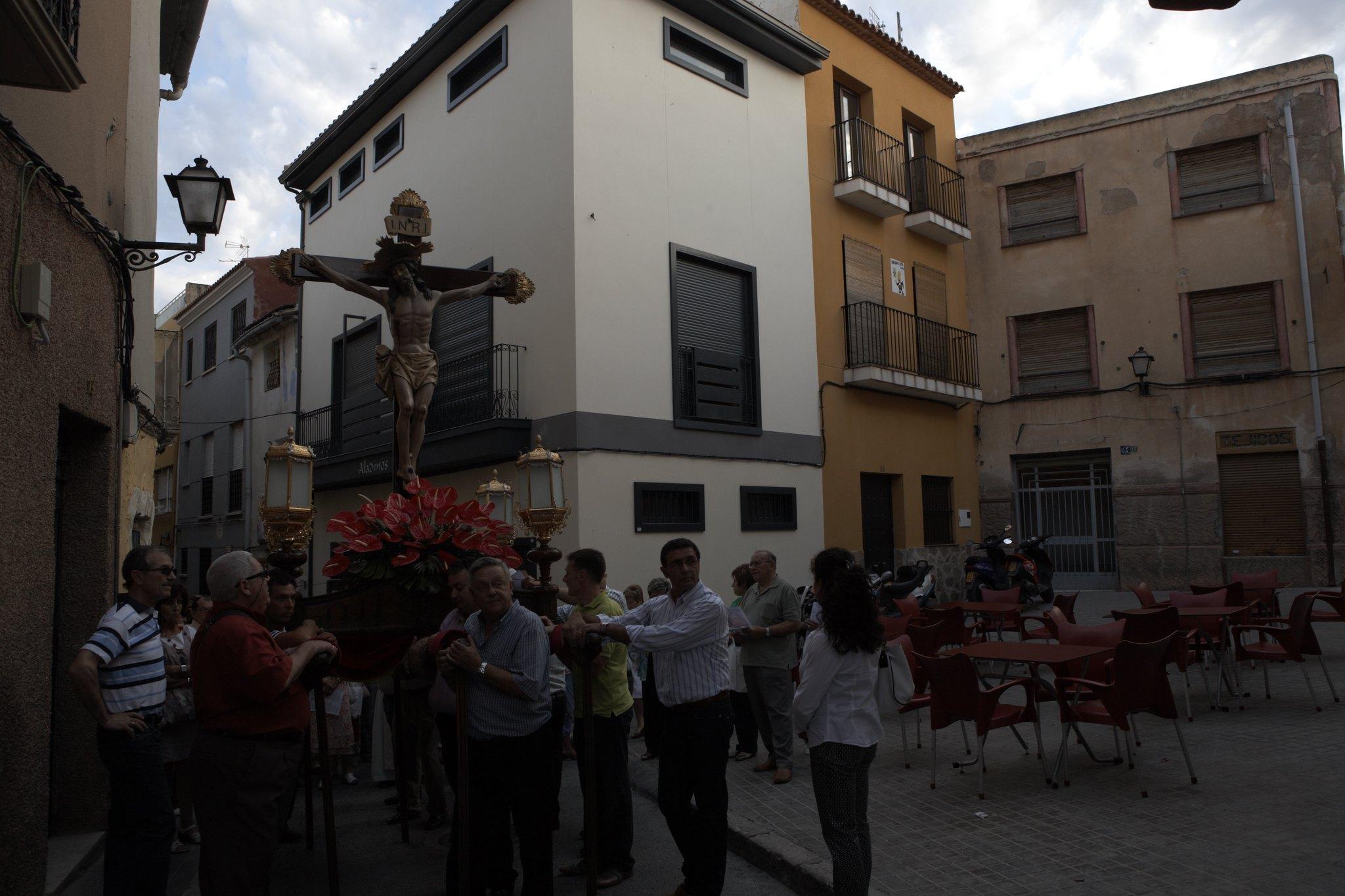 (2010-06-25) Vía Crucis de bajada - Heliodoro Corbí Sirvent (37)