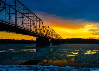 Harrisburg Walnut Street Bridge
