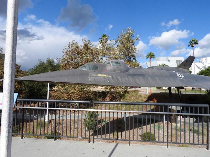 Lockheed A-12 4