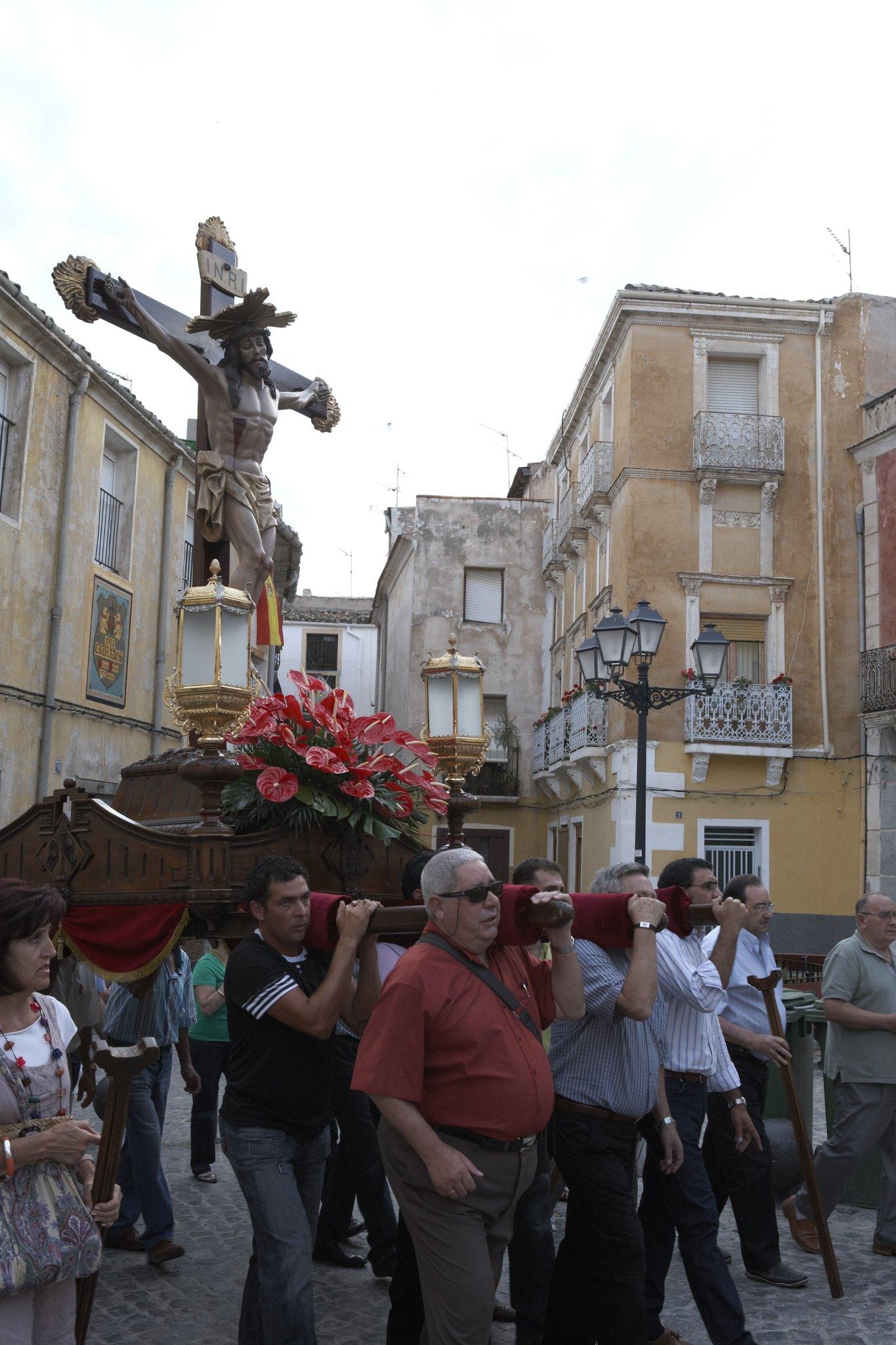 (2010-06-25) Vía Crucis de bajada - Heliodoro Corbí Sirvent (45)