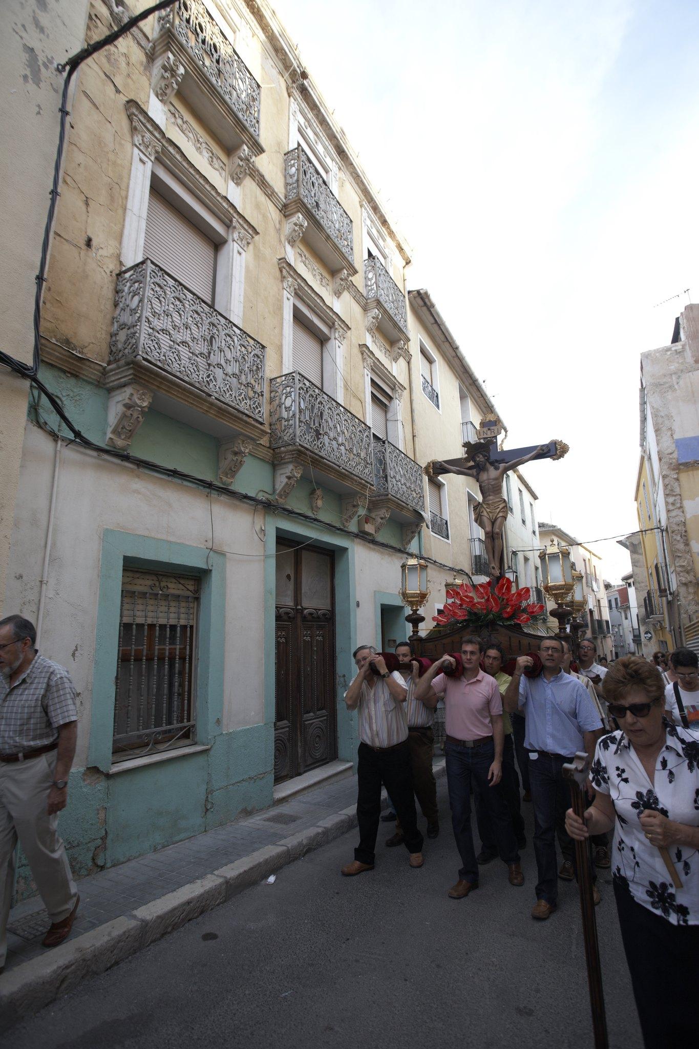 (2009-06-26) Vía Crucis de bajada - Heliodoro Corbí Sirvent (99)