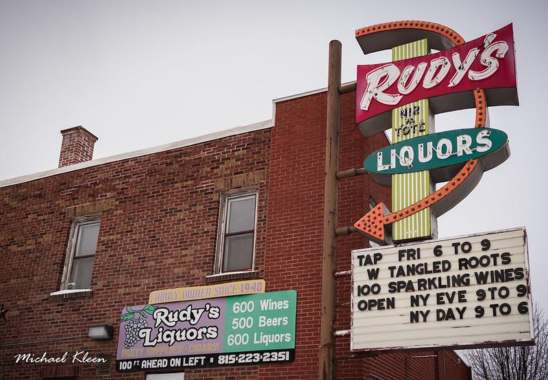 Rudy's Liquor Store