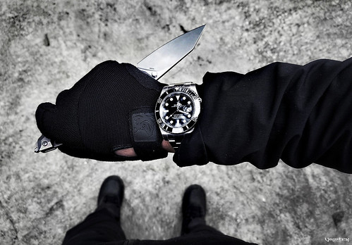 Casually Tactical Wristgame + Menswear ///