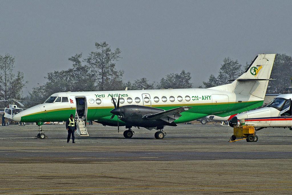 9N-AHY   BAe Jetstream 41 [41066] (Yeti Airways) Kathmandu-Tribhuvan Int'l~9N 04/02/2009