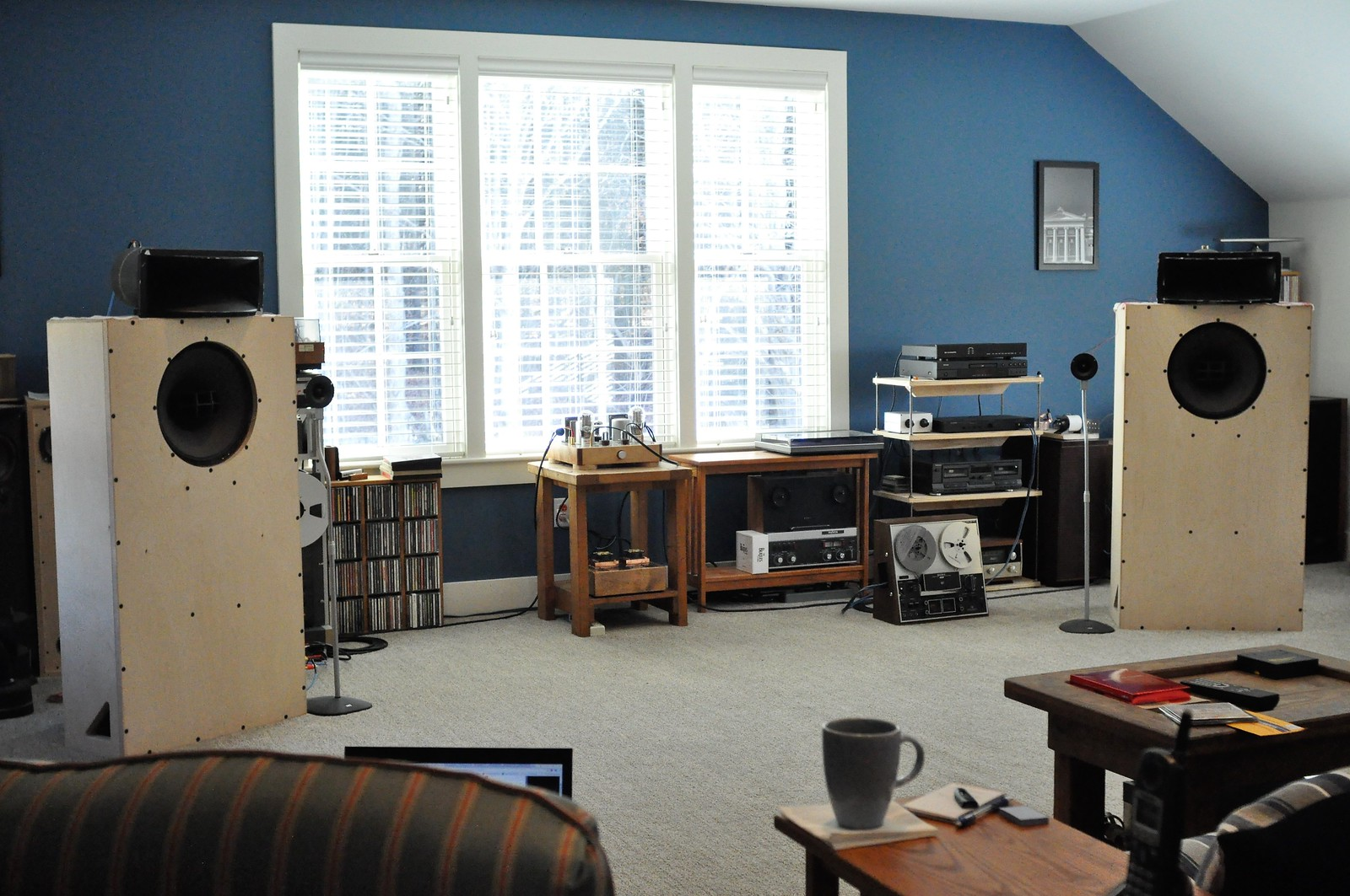 Altec 511B Horn, Can It Be Tamed? | Page 2 | HiFi Haven