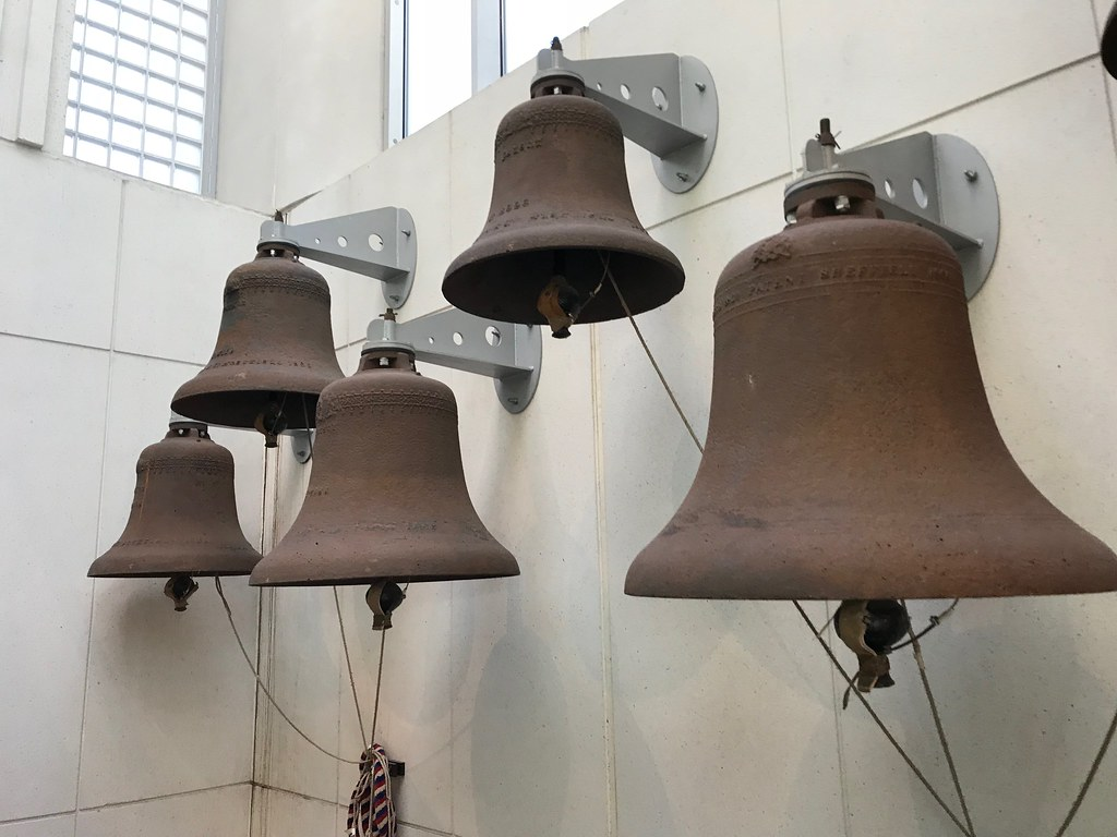 Naylor Vickers bells