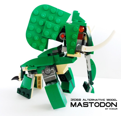 Mastodon 04 Side | by kocurvelox