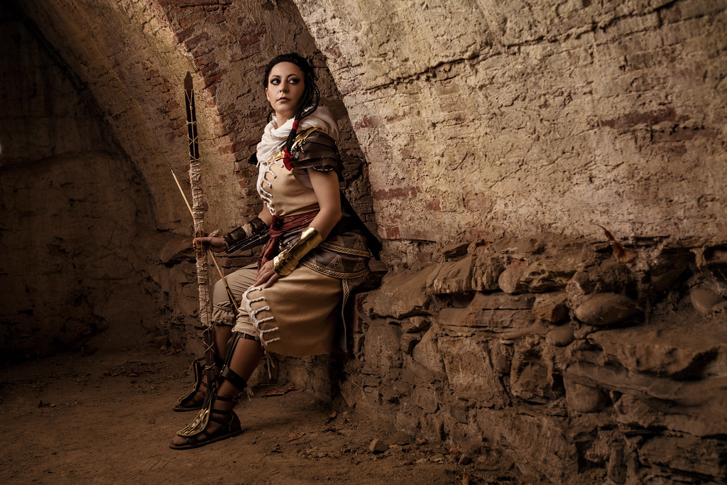 Aya Aya Assassins Creed Origins Photographer A Z Produc Flickr
