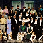 QP Sound of Music Cast Photo