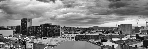 hobart tasmania panorama skyline sigma dp2m merrill