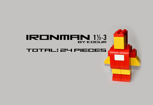 Ironman 1½-3   by kocurvelox
