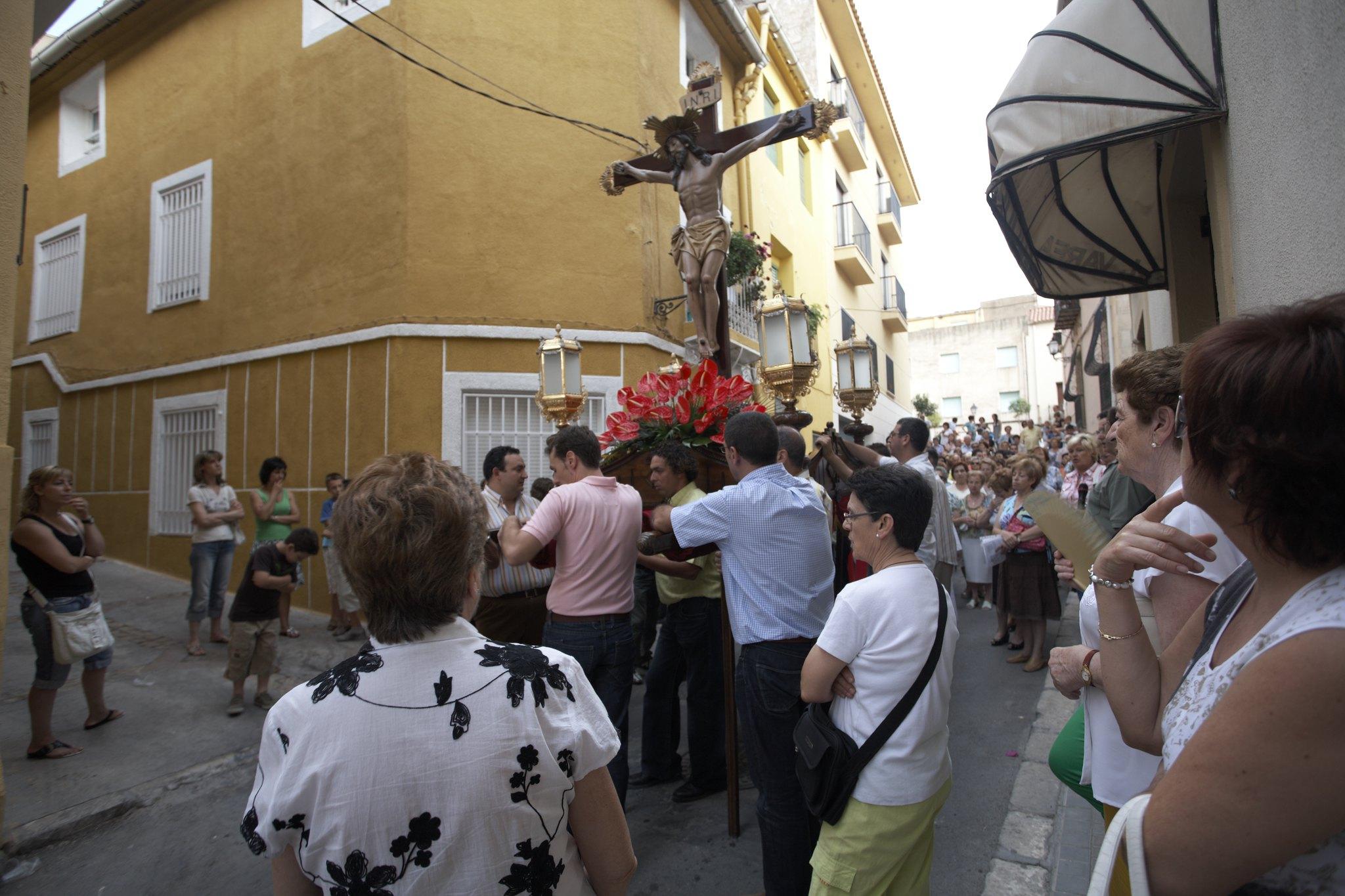 (2009-06-26) Vía Crucis de bajada - Heliodoro Corbí Sirvent (115)