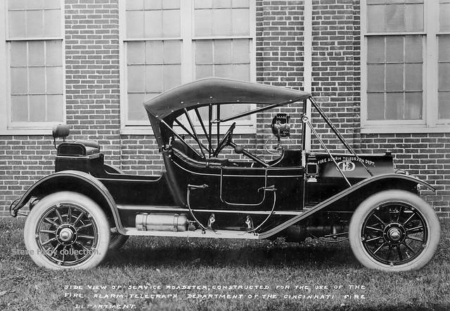 Cincinnati OH   1913 Nyberg