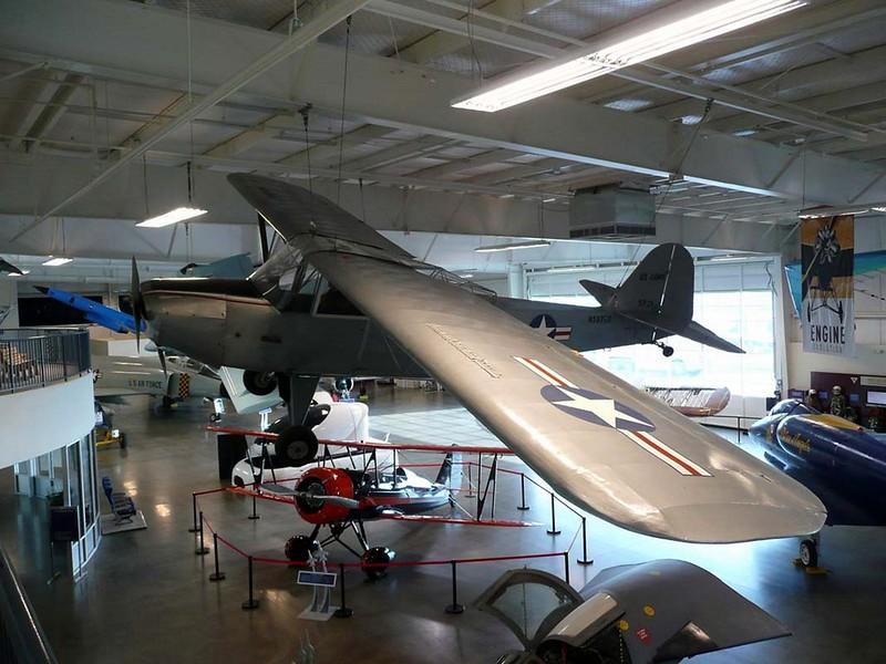 Taylorcraft L-2M Grasshoper 1