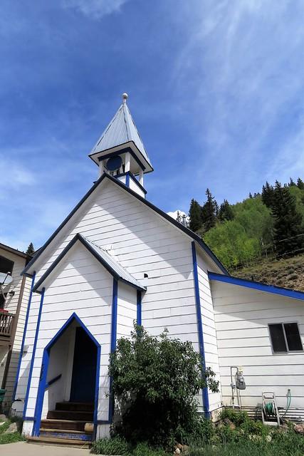 Village Church, c. 1890's
