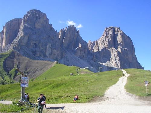 Alpi Marittime, basiskamp