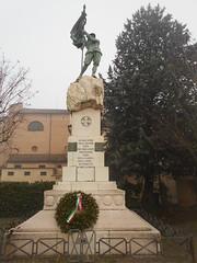 monumento ai caduti, Ospedaletto Euganeo