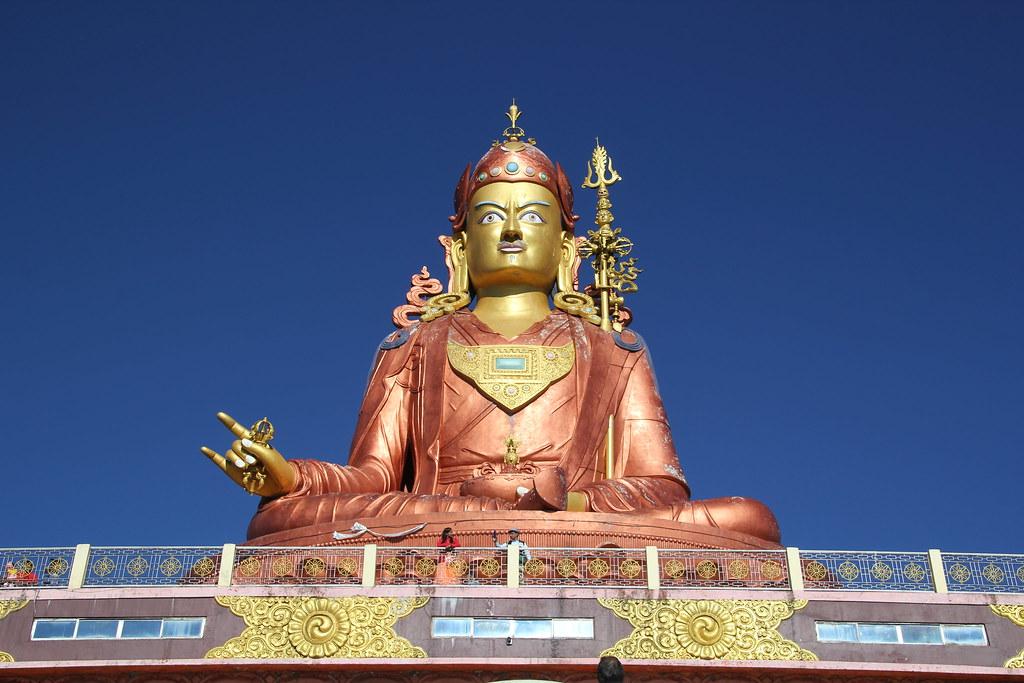 Samdruptse Monastery Namchi
