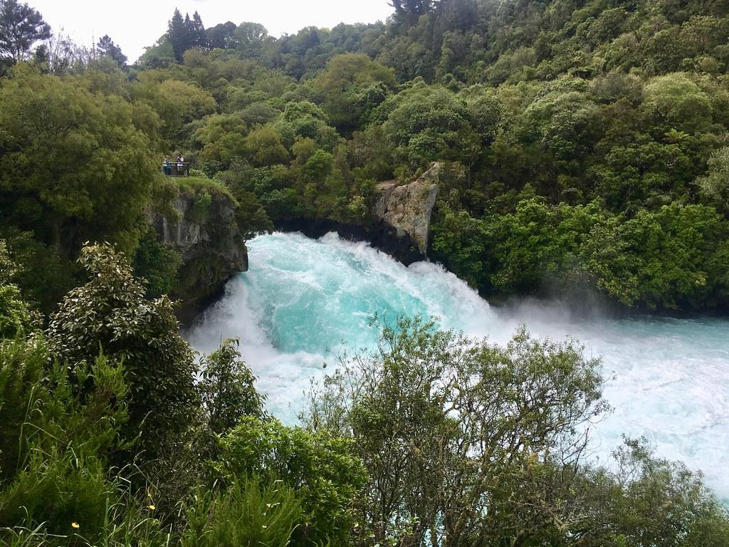 Image result for huka falls