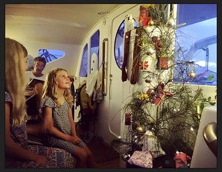 258/364 • having ourselves a merry LITTLE christmas boatstyle - big love to you all • . #iluka #family #stolentree #love #northernnsw #visitnsw #abcmyphoto #bellalunaboat #cruising #Summer2017 #eastcoastaustralia #clarenceriver | by miaow