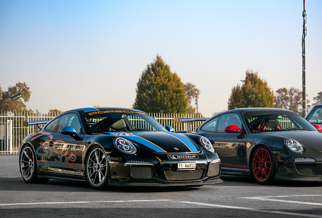 GT3 Cup.