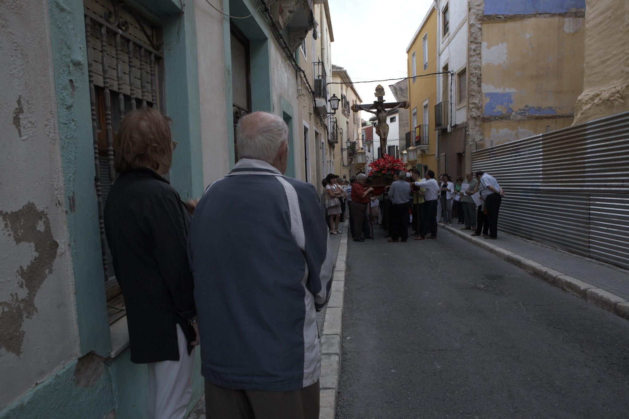(2010-06-25) Vía Crucis de bajada - Heliodoro Corbí Sirvent (41)