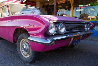 Pink car | by LarsGerritS