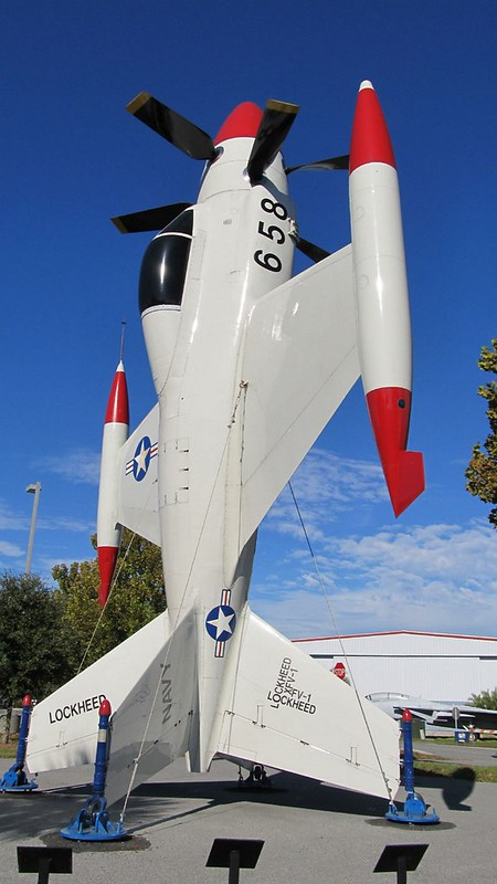 Lockheed XFV Salmon 5